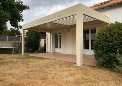 Pergola Bioclimatique à Saint-Sébastien-Sur-Loire (44230)