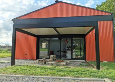 Pergola Bioclimatique à Nort-sur-Erdre (44390)