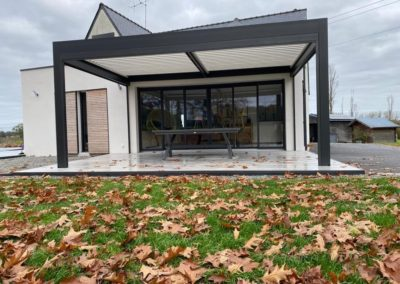 Pergola Bioclimatique à Pontchâteau (44160)