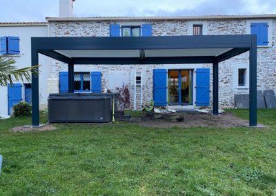 Pergola Bioclimatique Saint-Sébastien-sur-Loire (44230)